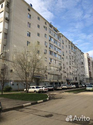 Продается двухкомнатная квартира за 3 850 000 рублей. г Краснодар, ул Черкасская, д 83.