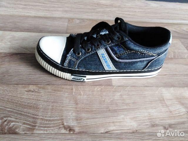 d33c47a5 Кеды джинсовые и кроссовки новые | Festima.Ru - Мониторинг объявлений