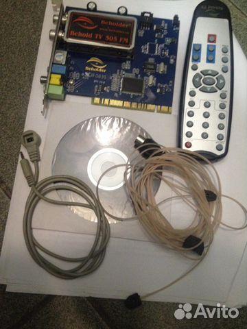 Тв и FM тюнер для пк Beholder TV 505 FM 89028584760 купить 2
