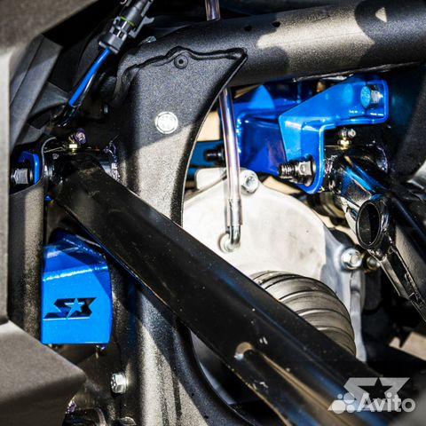 S3 SPS-S3117 Усиление передних рычагов maverick X3 купить 3