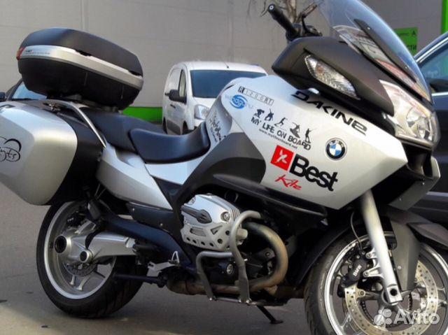 Bmw R1200rt купить в москве на Avito объявления на сайте авито