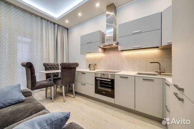 Продается однокомнатная квартира за 15 000 000 рублей. г Санкт-Петербург, ул Чапаева, д 18.