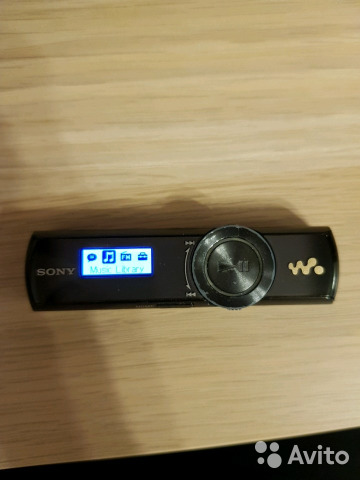 MP3 плеер Sony Walkman NWZ-B173F