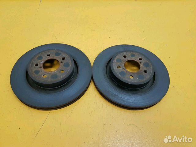 89625003353 Диски тормозные комплект Subaru Forester, SF5, EJ2