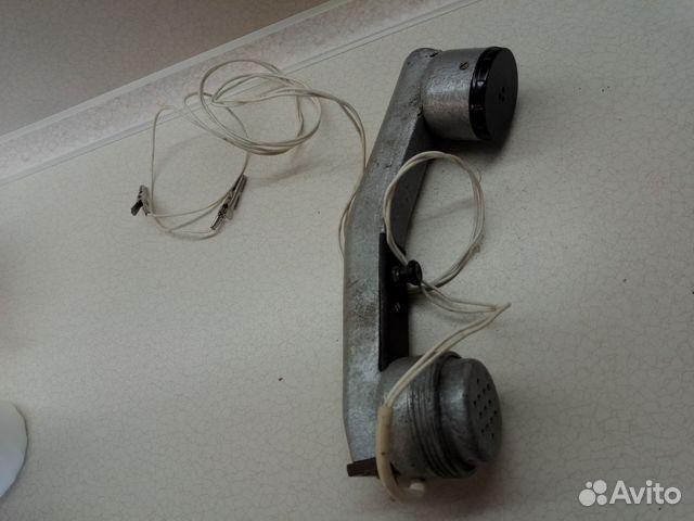 Телефонная трубка для прозвонки кабеля купить 1