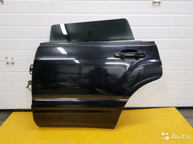 89625003353 Дверь задняя левая Subaru Forester, SF5, EJ20