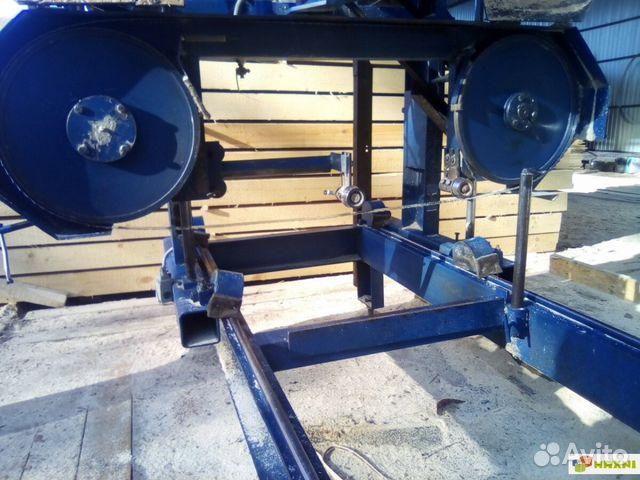 Пилорама 700 мм 11 кВт