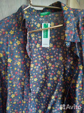 Рубашка benetton 89138796545 купить 1