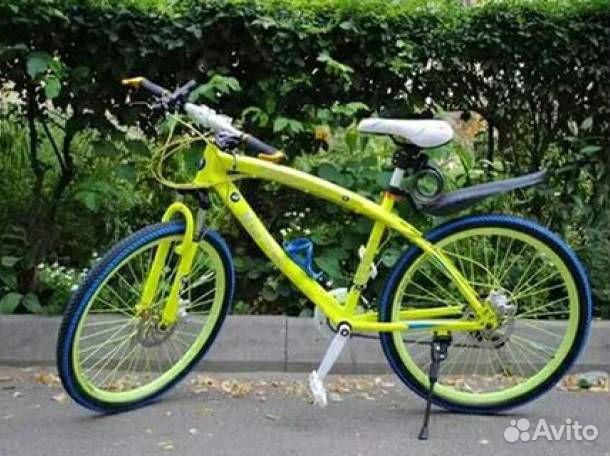 89527559801 Велосипед бмв спицы,26 дюймов