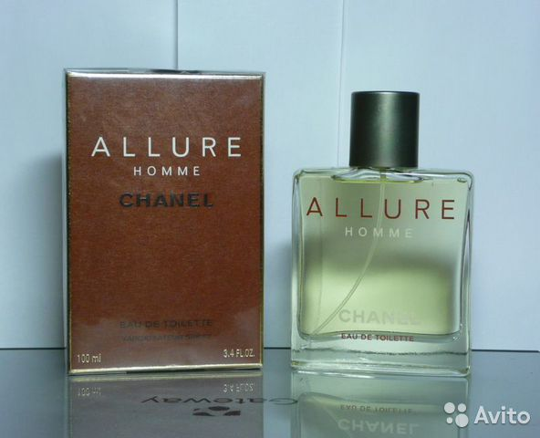 Chanel - Allure Homme - 100 ml— фотография №1