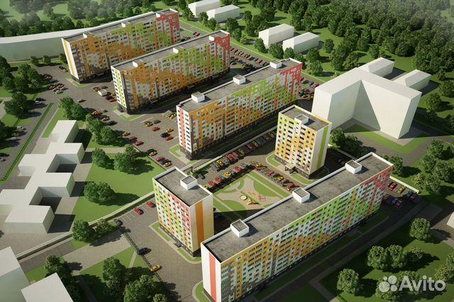 1-к квартира, 31 м², 9/10 эт.