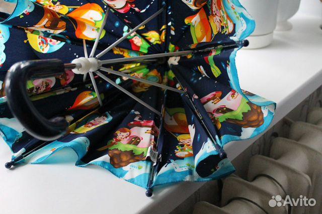 Зонт детский, zest(Великобритания) 89659429552 купить 3