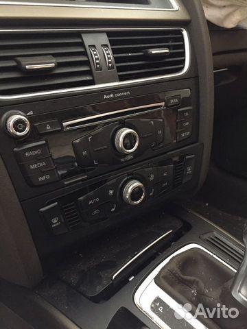 Магнитола concert Audi A4 B8 A5