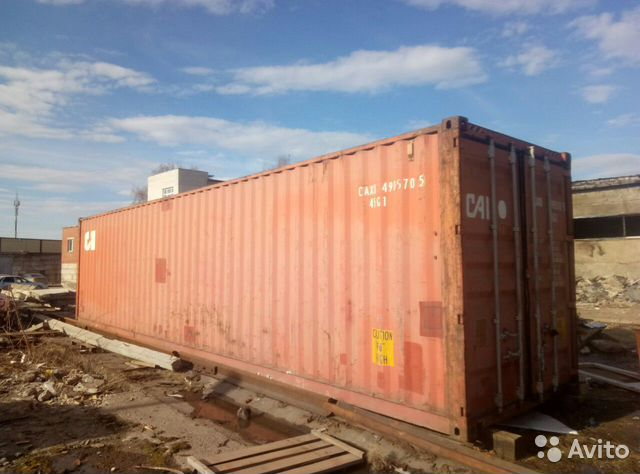 89370628016 The container 40 f No. 145782