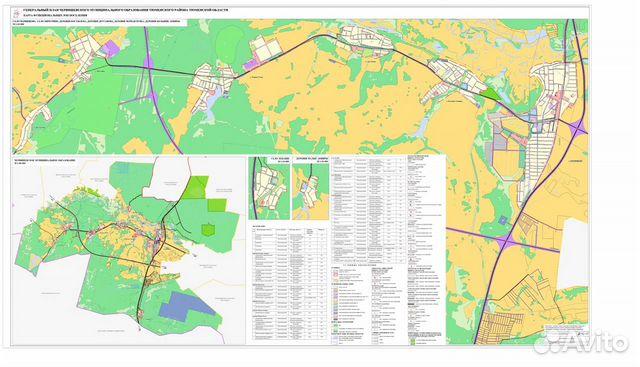 The plot of 6 hectares (promnaznacheniya)