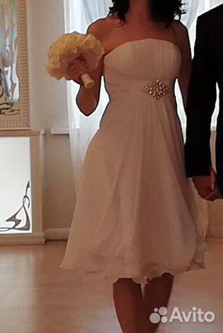 Платье свадебное 89963117107 купить 4