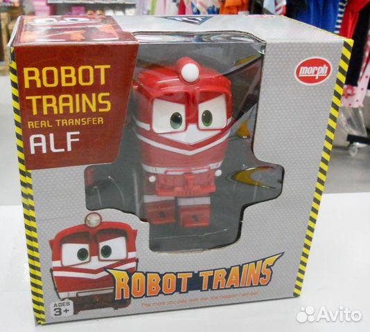 84942303606 Трансформер Роботы поезда Robot Trains
