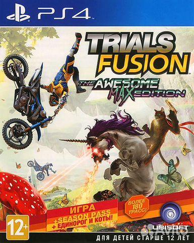 Trials Fusion (PS4) Продажа, Обмен