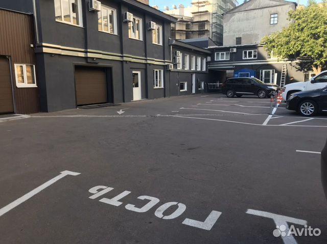 Car space, 10 m2  buy 5