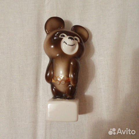 Олимпийский мишка 89018693510 купить 1