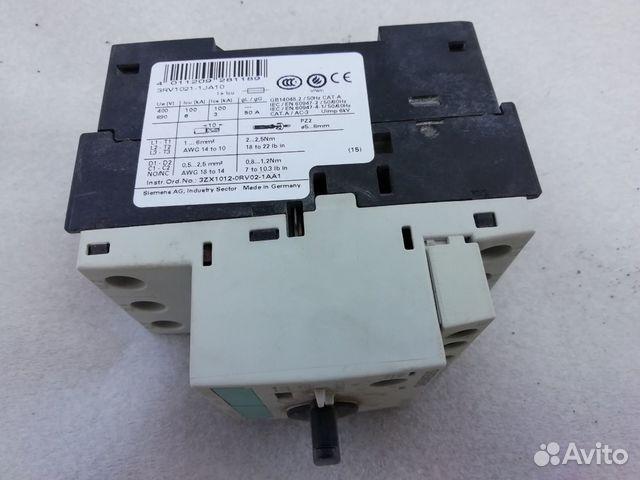 Автоматический выключатель для защиты двигателей 89063401860 купить 1