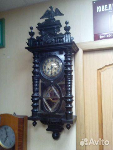 Часы с старые настенные продам боем луч продам часы