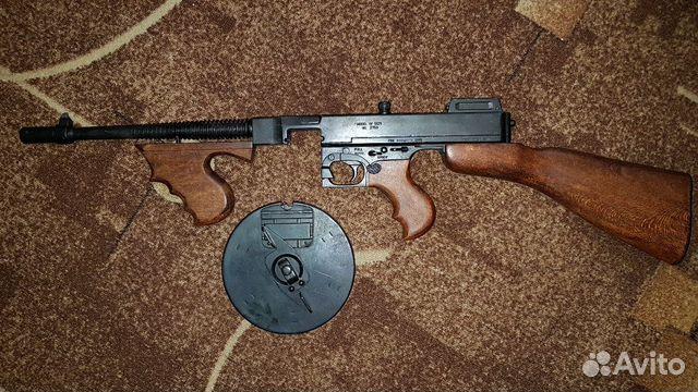 Продам пистолет-пулемет томпсона 89622857273 купить 2