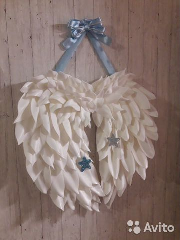 Декор Крылья ангела 89807041039 купить 3