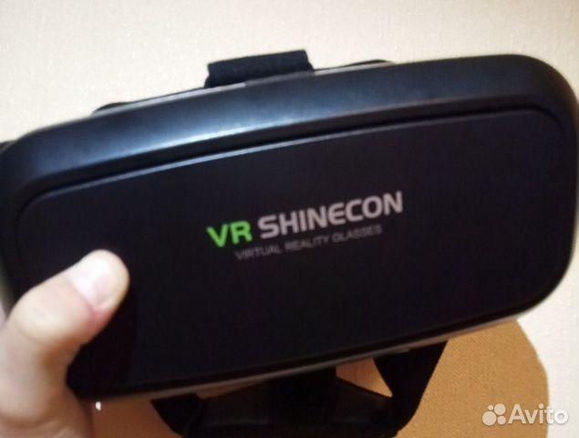VR shinecon Виар очки 89622660118 купить 3