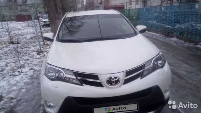 Toyota RAV4, 2014 89378732269 купить 7