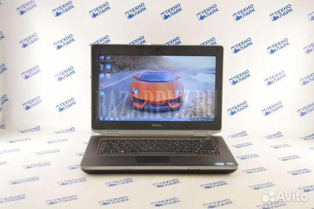 Продам быстрый ноутбук Dell Latitude E6420