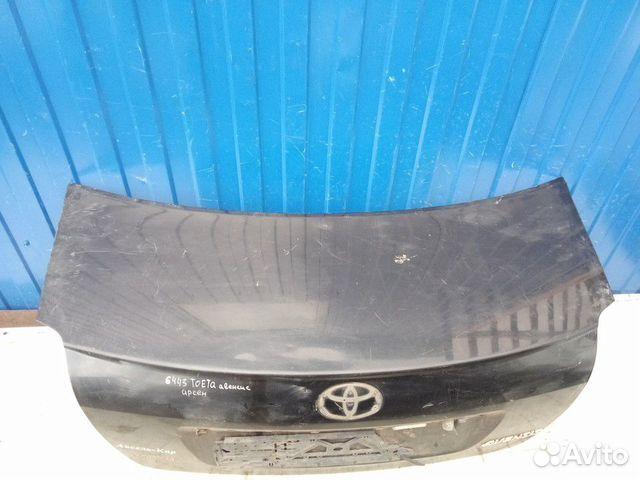 89657347629 Крышка багажника (Toyota Avensis)
