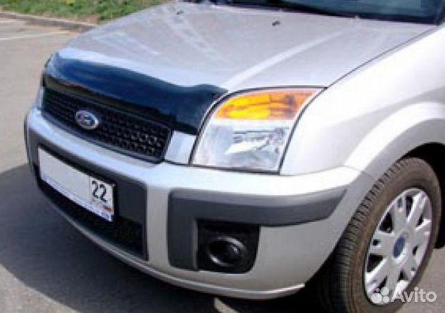 защита капота ford fusion