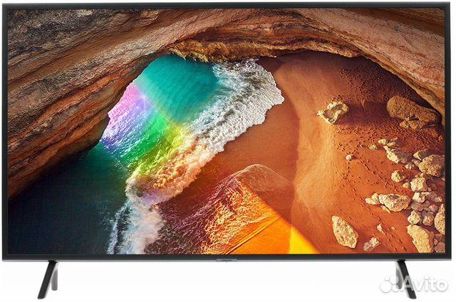 89270863062 Новый Qled 55 139см Телевизор 4К SAMSUNG Smart TV