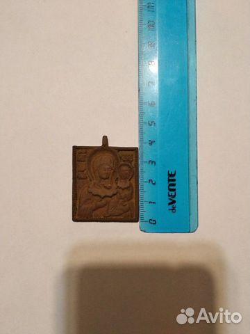 Нательная икона 17-18 век 89523187656 купить 4