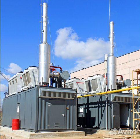 Газопоршневая электростанция 530 кВт, PSG530MAN 88001003236 купить 1