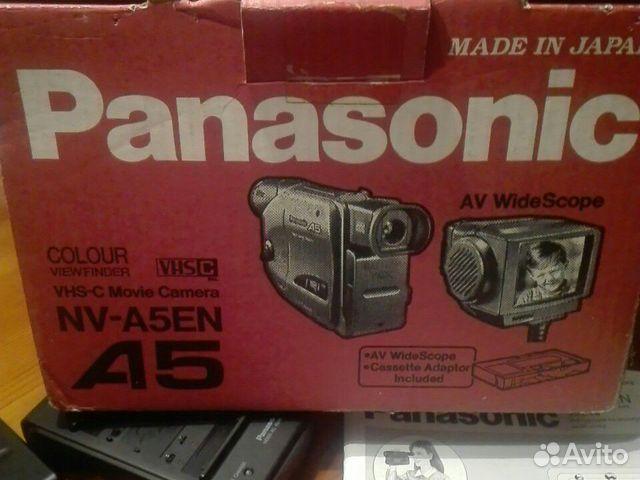 Видеокамера Panasonic NV-A5EN  89537026581 купить 4