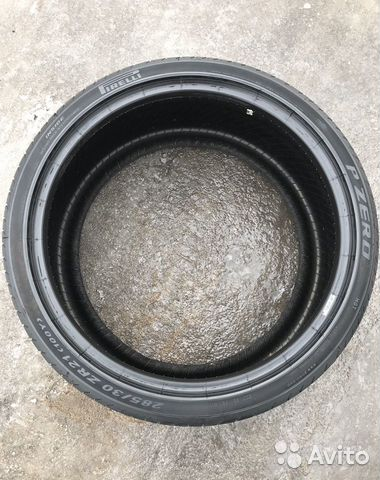 Шины 285 30 21 100Y Pirelli P Zero 89039755754 купить 4