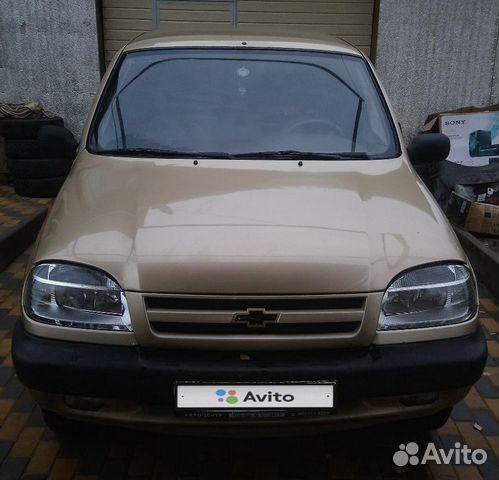 Chevrolet Niva, 2004 89066895819 купить 5