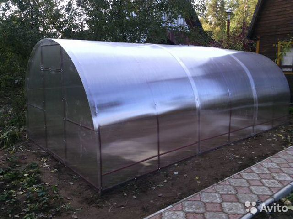 теплицы из поликарбоната в дзержинске нижегородской