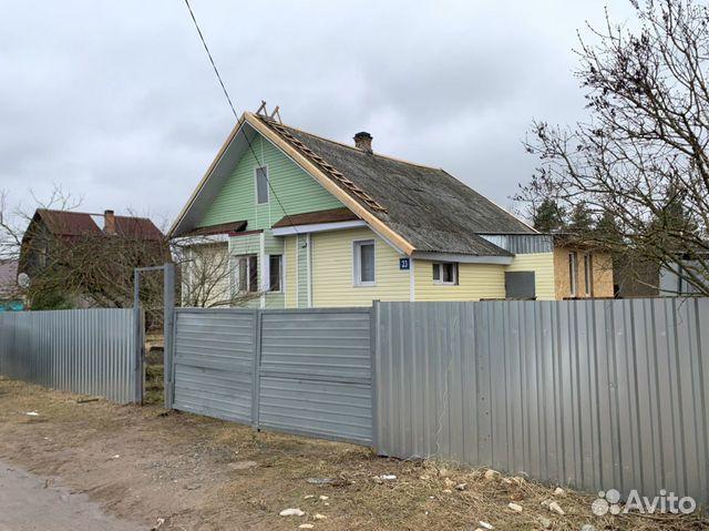 Дом 100 м² на участке 25 сот. 89116267605 купить 4