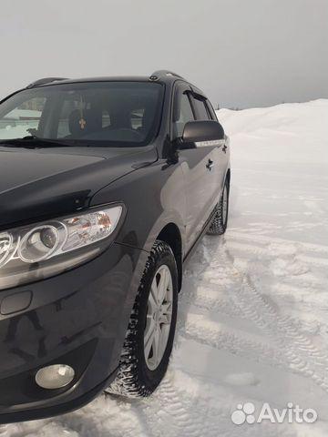 Hyundai Santa Fe, 2011 купить 1