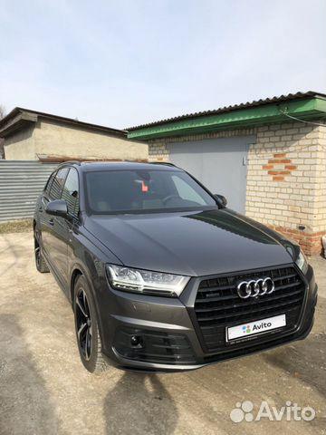 Audi Q7, 2019 buy 2