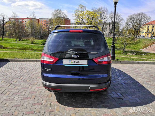 Ford Galaxy, 2008 kaufen 4