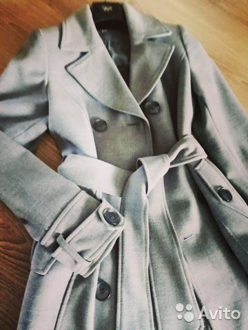 Пальто демисезонное  89144749514 купить 3