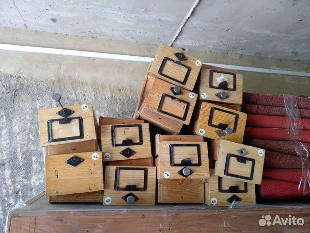 Ящики для библиотечной картотеки  89505709537 купить 1