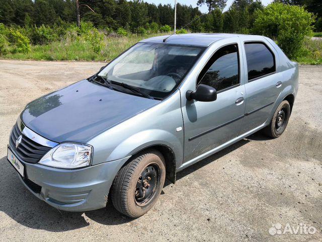Renault Logan, 2012 89584894924 купить 1