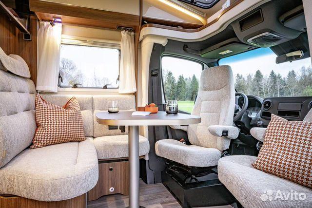 Компактный автодом Hymer Grand Canyon S привод 4Х4 89183304949 купить 6