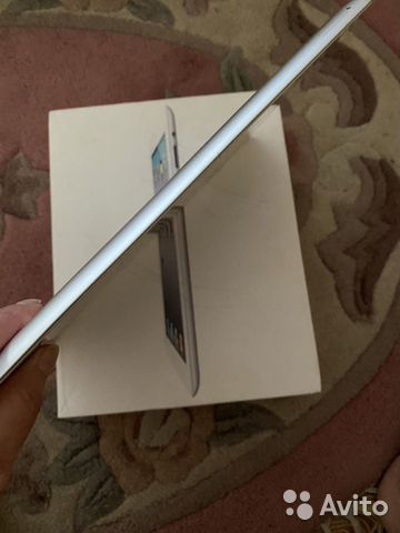 I Pad Apple + симка, оригинал  89207050435 купить 6