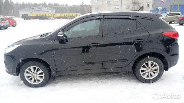 Hyundai ix35, 2012 89600081927 купить 1